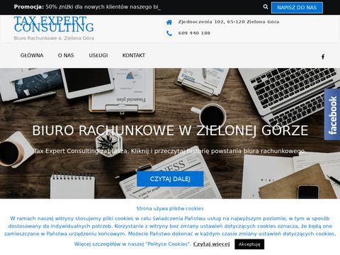 Taxexpertconsulting.pl biuro rachunkowe