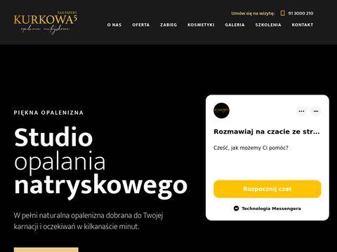 Timetotan.pl opalanie natryskowe Szczecin