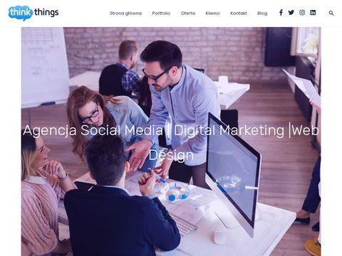 Thinkthings.pl marketing internetowy