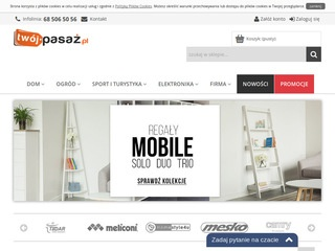 Twojpasaz.pl sklep internetowy