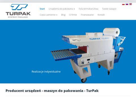 Turpak.pl maszyna do pakowania