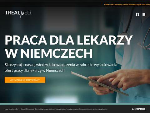Treatmed.pl specjalizacja w Niemczech