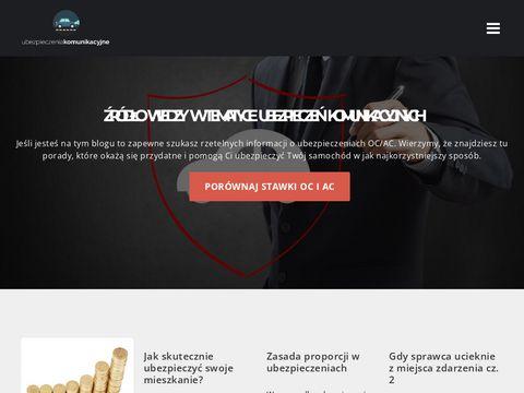 Ubezpieczenia-komunikacyjne.org.pl