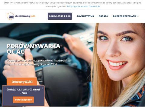 Ubezpieczamy-auto.pl OC online