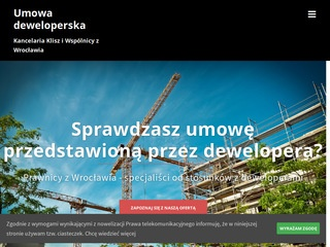 Umowa-deweloperska.com