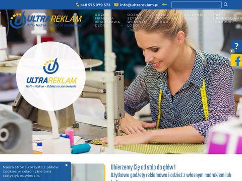 Ultrareklam.pl - bluzy z nadrukami