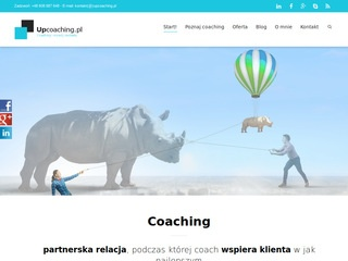 Upcoaching.pl - coaching w Poznaniu