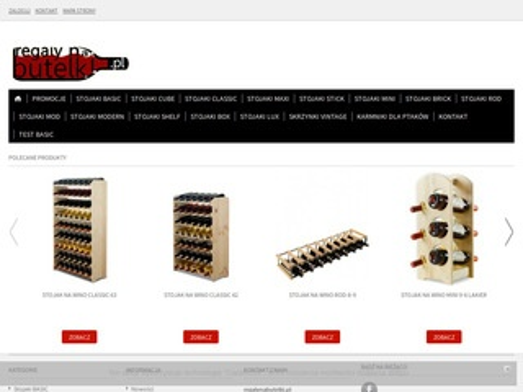 Regalynabutelki.pl - sklep internetowy