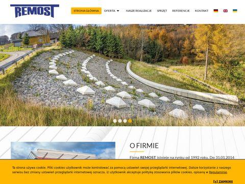 Remost.pl budowa mostów