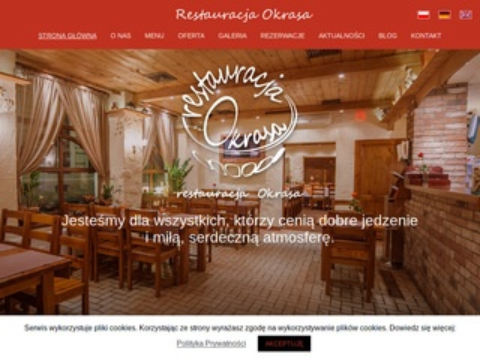 Restauracjaokrasa.pl