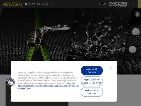 Resitrix.com.pl dachy zielone