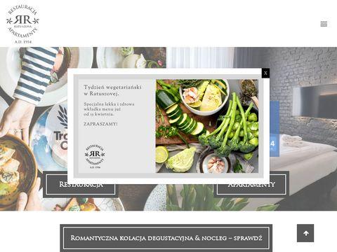 Ratuszova.pl restauracja Poznań