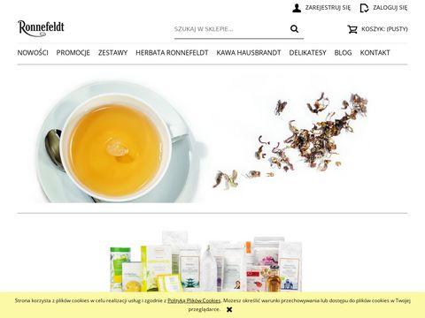 Ronnefeldt-sklep.pl - najlepsza herbata