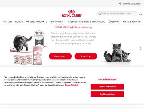 Royalcanin.pl karmy dla kotów