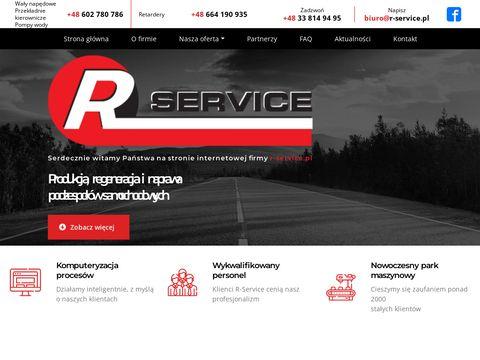 R-service.pl przekładnia kierownicza