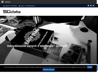 Sgdata.pl outsourcing it Zabrze