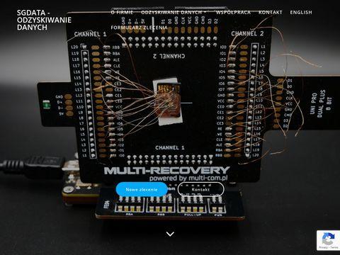SGdata - outsourcing it Zabrze