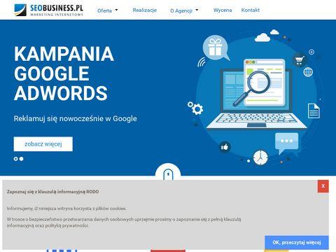 Seobusiness.pl pozycjonowanie w Google