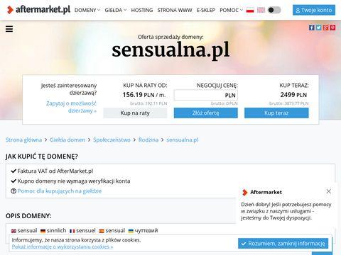 Sensualna.pl seksi bielizna