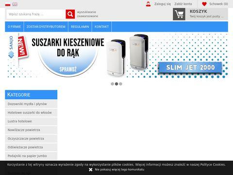 Sanjo.com.pl suszarki do rąk