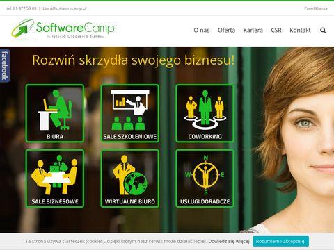 Softwarecamp.pl sale biznesowe w Lublinie