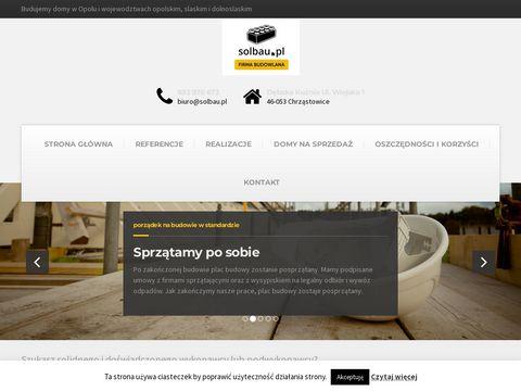Solbau.pl - usługi budowlane