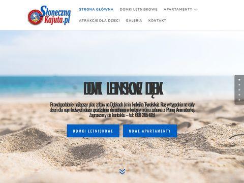 Slonecznakajuta.pl domki nad morzem