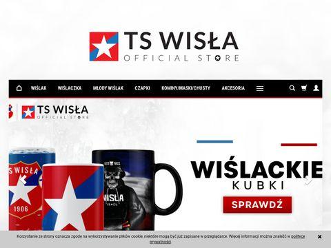 Sklep.tswisla.pl kibica Kraków
