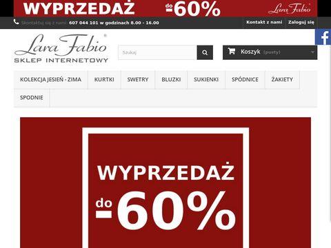 Sklep.larafabio.pl sukienki lniane