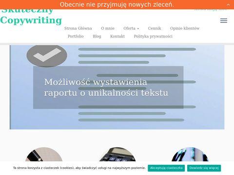 Skutecznycopywriting.pl