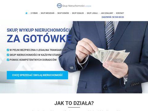 Skup-nieruchomosci-gdansk.pl - skup domów