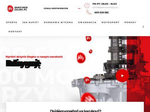 Skrzyniezajac.pl