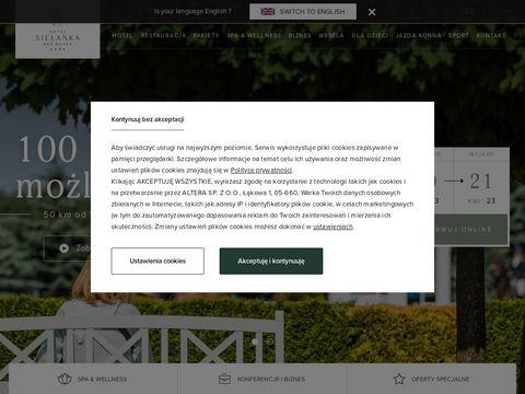 Sielanka.pl wyjazdy firmowe Warszawa
