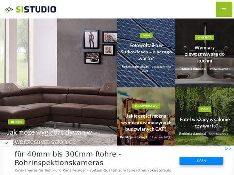 Sistudio.pl meble metalowe