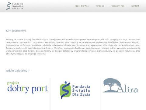Swiatlodlazycia.org.pl pomoc w leczeniu otyłości