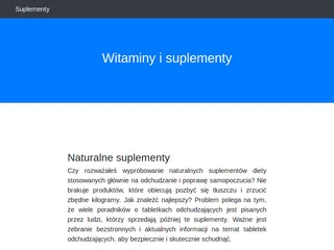 Suplementi.pl - BCAA