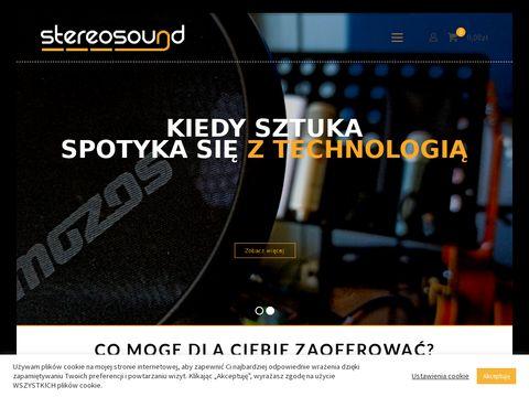 Stereosound.pl produkcja muzyki