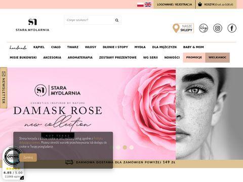 Staramydlarnia.pl naturalne kosmetyki
