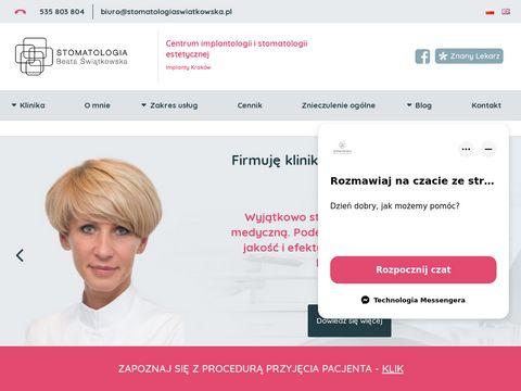 Stomatologiaswiatkowska.pl Kraków