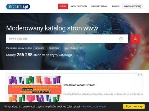 Stronarnia.pl moderowany darmowy katalog