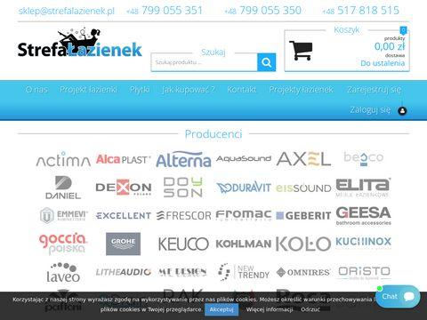 Strefalazienek.pl Defra