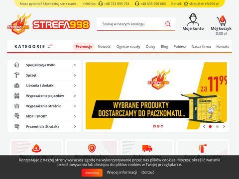 Strefa998.pl agregat prądotwórczy