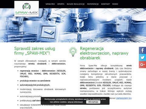 Spaw-mix.pl serwis wrzecion