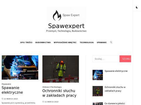 Spawexpert.pl producent wyrobów ze stali