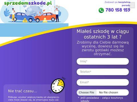 Sprzedamszkode.pl dopłata