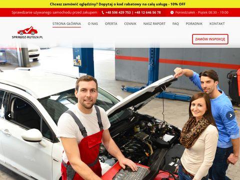 Sprawdz-auto24.pl sprawdzanie przed kupnem
