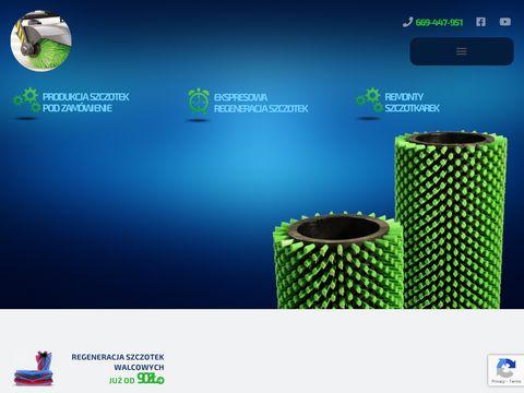 Szczotki-techniczne.net do maszyn