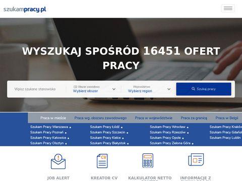 Szukampracy.pl w Polsce