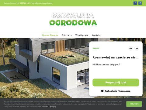 Szwalniaogrodowa.pl projektowanie