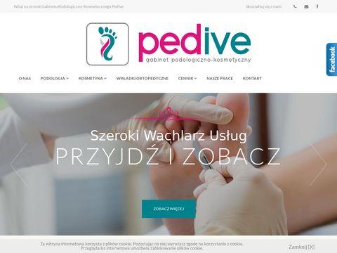 Pedive.pl pedicure Rumia